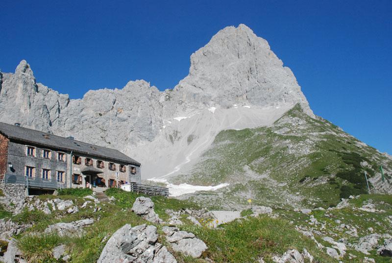 Sommerprogramm - Genusstour über das Karwendel