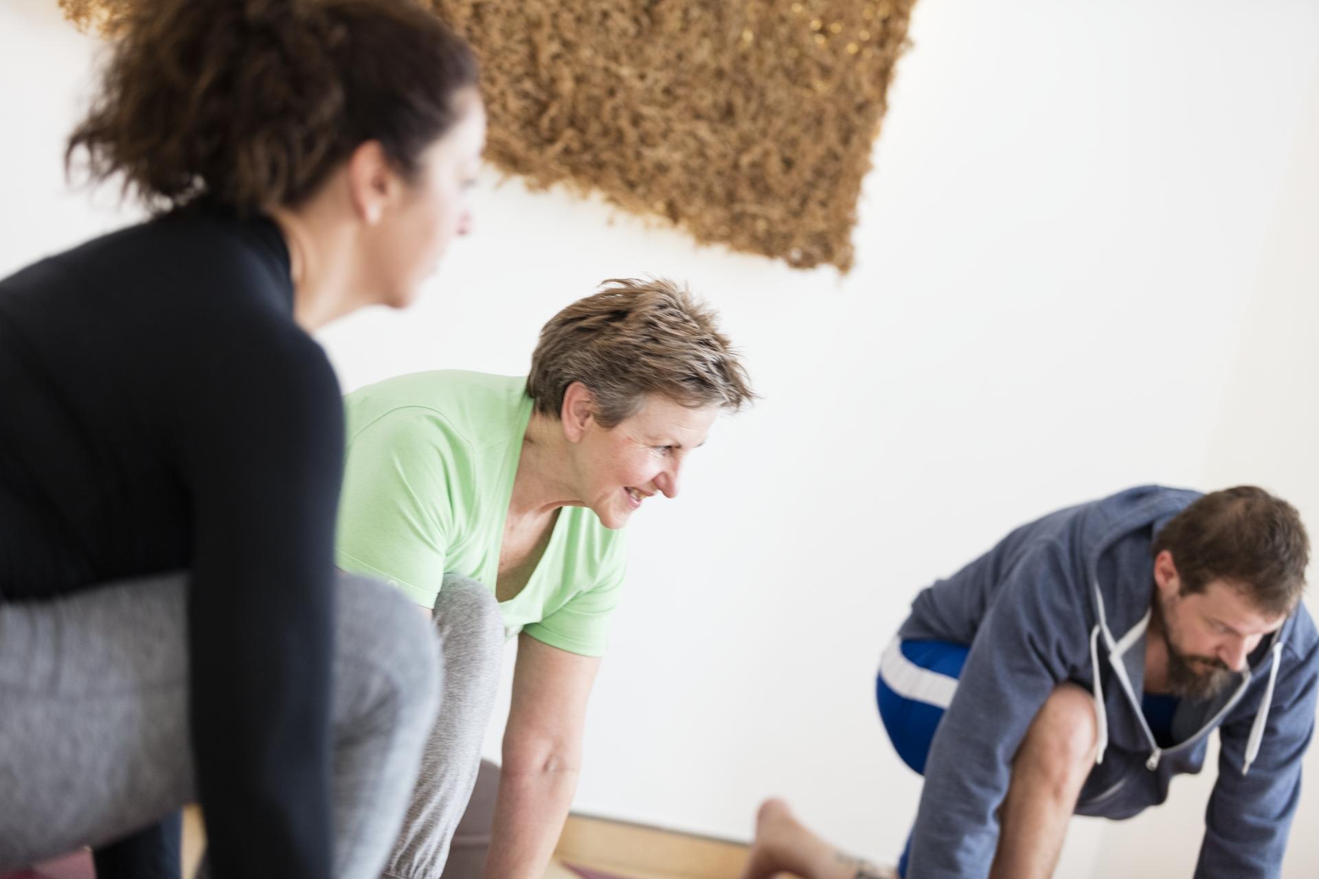 "Yoga für ""Freigeister"""