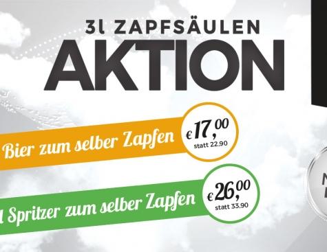 3L Zapfsäulen Aktion - dieGalerie