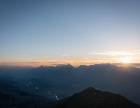 Sommerprogramm - Sonnenuntergang