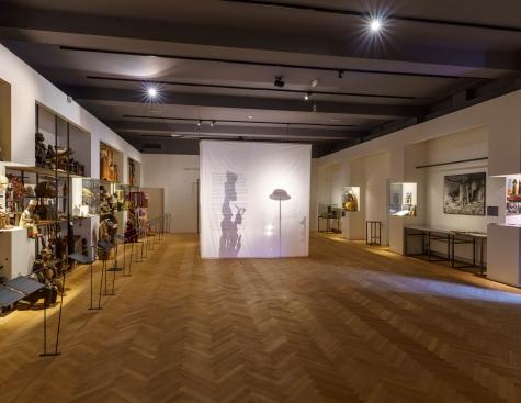 Ausstellung 25 JAHRE MUSEUM DER VÖLKER