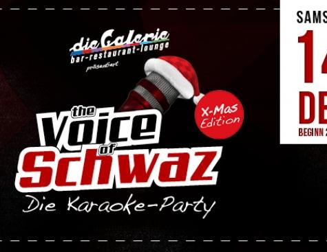 The Voice of Schwaz XMAS Edition - dieGalerie