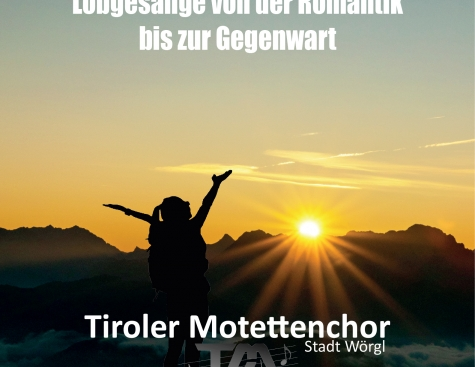 You are the new day - Lobgesänge