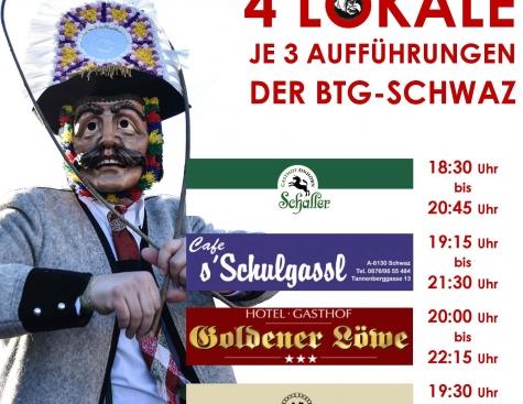 Schwazer Runder - Brauchtumsgruppe Schwaz