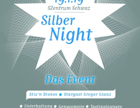 Silber Night - Das Event