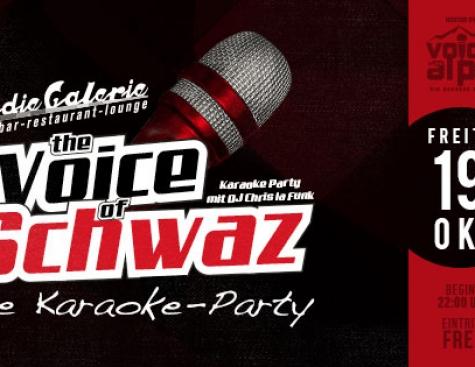 The Voice of Schwaz - dieGalerie