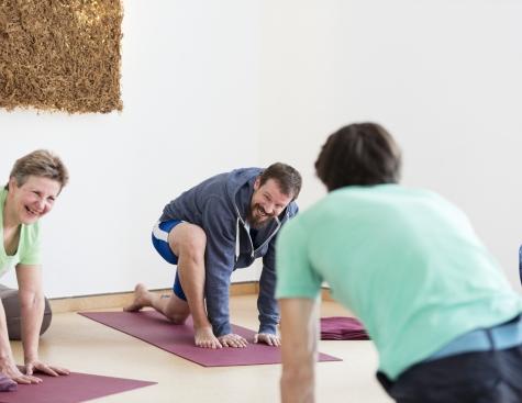 Yoga für