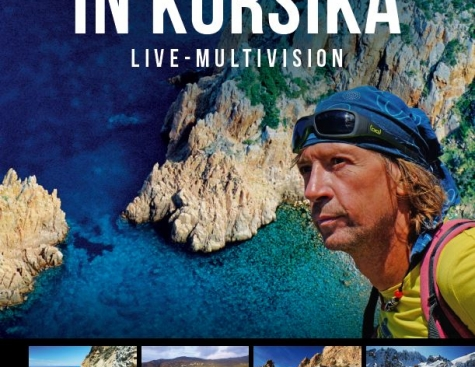 Über alle Berge... in Korsika